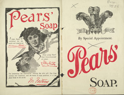 Advertisement for Pears' Soap(014EVA000000000U07536000)